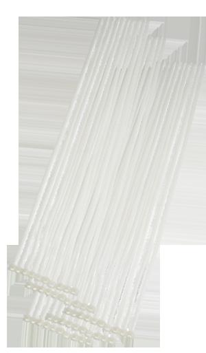 50 st profi kabelbinder weiss xxl 8 0mm breit x 500mm lang uv best ndig v888 ebay. Black Bedroom Furniture Sets. Home Design Ideas
