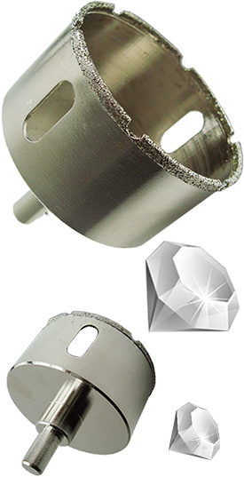 profi diamant bohrkrone 100mm lochbohrer lochs ge f r fliesen marmor granit ebay. Black Bedroom Furniture Sets. Home Design Ideas